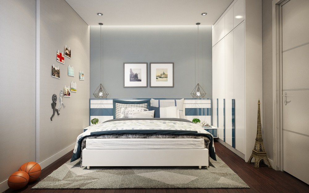 7 opl garden_ bed room1